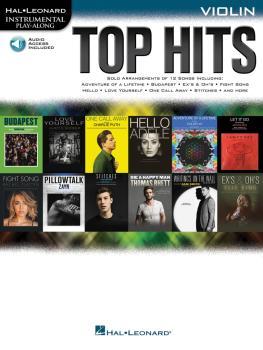 Top Hits (Violin) (HL-00171110)