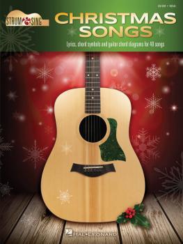 Christmas Songs - Strum & Sing Guitar (HL-00171332)