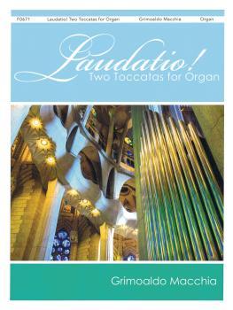 Laudatio! - Two Toccatas (HL-00171357)