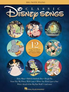 Classic Disney Songs (HL-00172080)