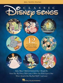 Classic Disney Songs (HL-00172080)