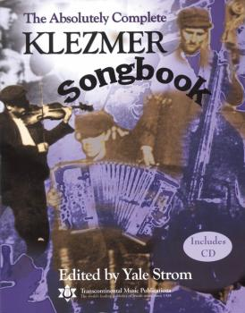 The Absolutely Complete Klezmer Songbook (HL-00191543)