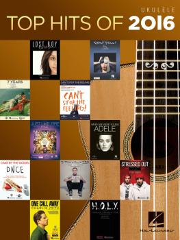 Top Hits of 2016 for Ukulele (HL-00193879)