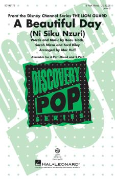 A Beautiful Day (Ni Siku Nzuri) (Discovery Level 2) (HL-00198176)