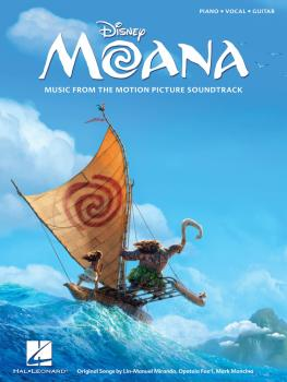 Moana: Music from the Motion Picture Soundtrack (HL-00204662)