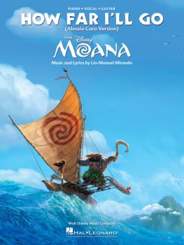 How Far I'll Go (from Moana) (HL-00217885)