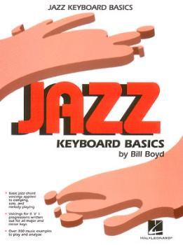 Jazz Keyboard Basics (HL-00220000)