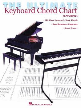 The Ultimate Keyboard Chord Chart (HL-00220016)