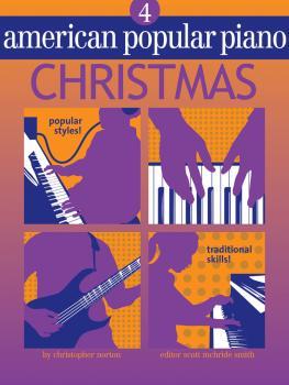 American Popular Piano - Christmas (Level 4) (HL-00220310)