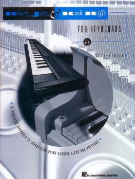 Blues, Jazz & Rock Riffs for Keyboards (HL-00221028)