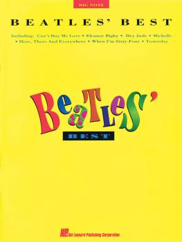 Beatles Best (HL-00222561)