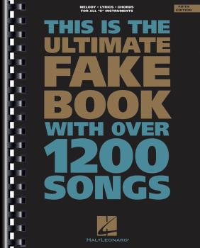The Ultimate Fake Book - 5th Edition (C Edition) (HL-00240024)