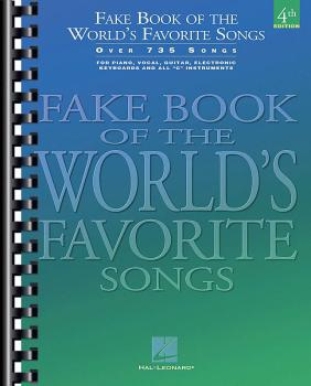 Fake Book of the World's Favorite Songs - 4th Edition (C Edition) (HL-00240072)