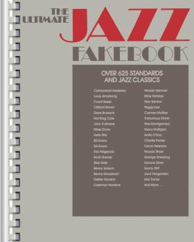 The Ultimate Jazz Fake Book (C Edition) (HL-00240079)
