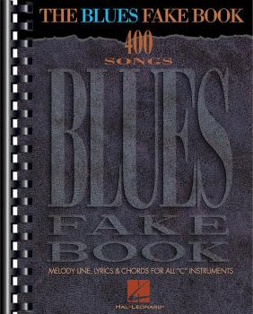 The Blues Fake Book (HL-00240082)