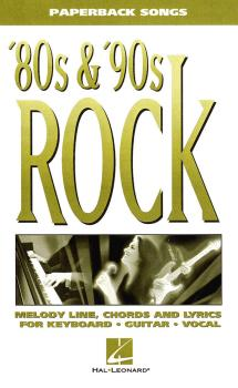'80s & '90s Rock (HL-00240126)