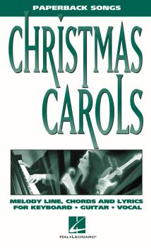 Christmas Carols - Paperback Songs (HL-00240142)