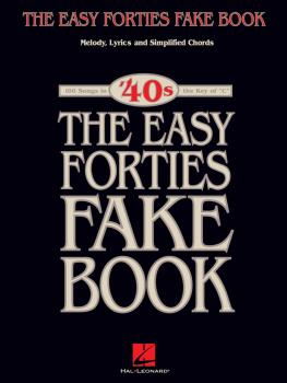 The Easy Forties Fake Book (HL-00240252)