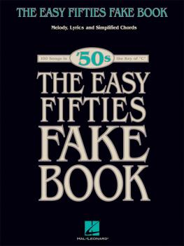 The Easy Fifties Fake Book (HL-00240255)