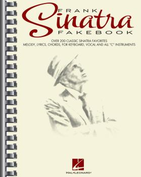 The Frank Sinatra Fake Book (HL-00240301)