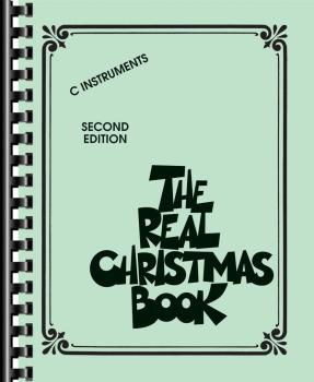 The Real Christmas Book - 2nd Edition: C Edition Includes Lyrics! (HL-00240306)