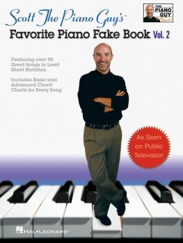 Scott the Piano Guy's Favorite Piano Fake Book - Volume 2 (HL-00240332)