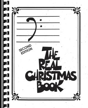 The Real Christmas Book - 2nd Edition (Bass Clef Edition) (HL-00240347)
