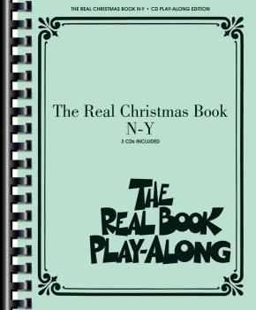 The Real Christmas Book Play-Along, Vol. N-Y (HL-00240433)
