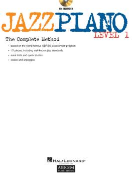 Jazz Piano - Level 1: The Complete Method Level 1 (HL-00290529)