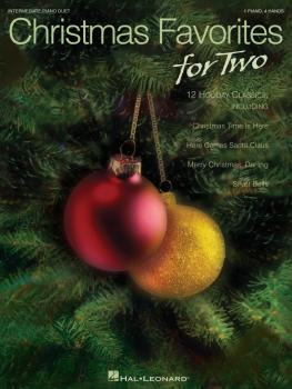 Christmas Favorites for Two (HL-00290545)