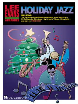 Lee Evans Arranges Holiday Jazz (HL-00290607)