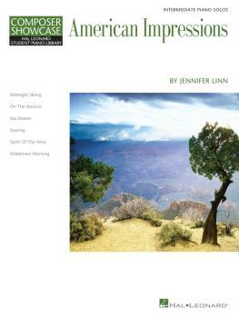 American Impressions: Intermediate Level Composer Showcase (HL-00296471)