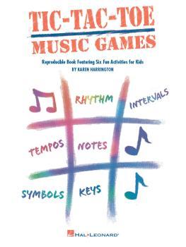 Tic-Tac-Toe Music Games (HL-00296763)