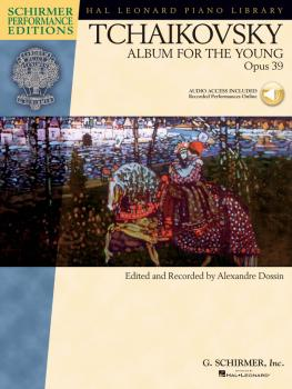 Album for the Young: Piano Solo With companion recorded performances o (HL-00296797)
