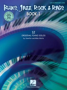 Blues, Jazz, Rock & Rags - Book 1: National Federation of Music Clubs  (HL-00296849)