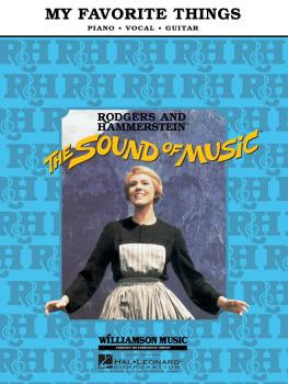 My Favorite Things (from The Sound of Music) (HL-00304530)