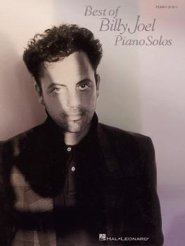 Best of Billy Joel Piano Solos (HL-00306389)