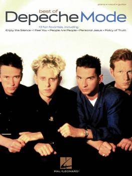 Best of Depeche Mode (HL-00306843)