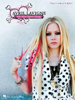 Avril Lavigne - The Best Damn Thing (HL-00306900)