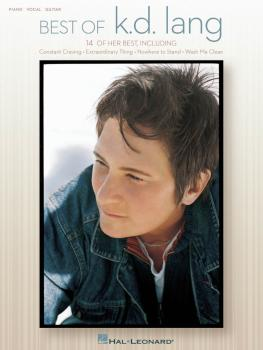 Best of k.d. lang (HL-00306961)