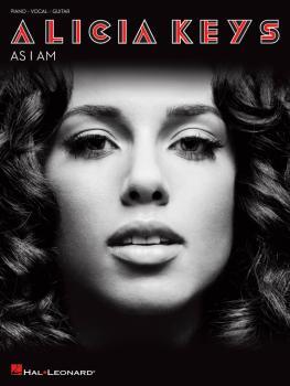 Alicia Keys - As I Am (HL-00306967)