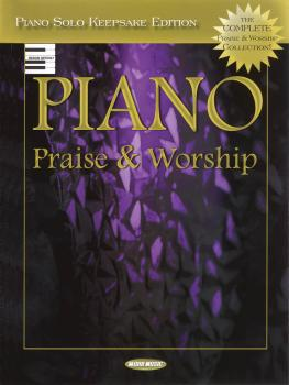 Piano Praise & Worship: Piano Solo Keepsake Edition (HL-00309974)