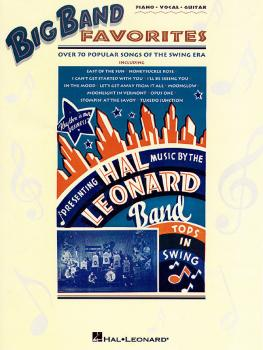 Big Band Favorites (HL-00310445)