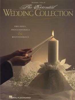 The Essential Wedding Collection (Piano Solo) (HL-00310488)
