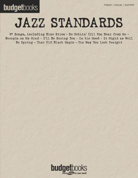 Jazz Standards (Budget Books) (HL-00310830)