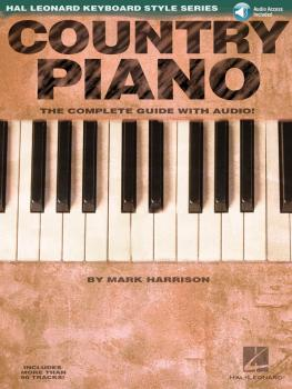 Country Piano: Hal Leonard Keyboard Style Series (HL-00311052)