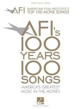 American Film Institute's 100 Years, 100 Songs: America's Greatest Mus (HL-00311176)