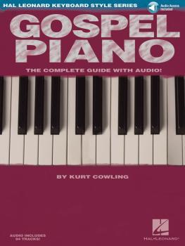 Gospel Piano: Hal Leonard Keyboard Style Series (HL-00311327)