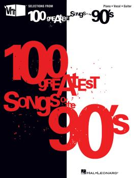 VH1's 100 Greatest Songs of the '90s (HL-00311527)
