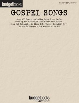 Gospel Songs (Budget Books) (HL-00311734)